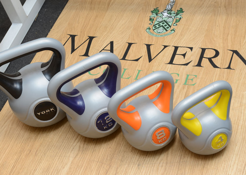 kettlebell weights at Malvern Active