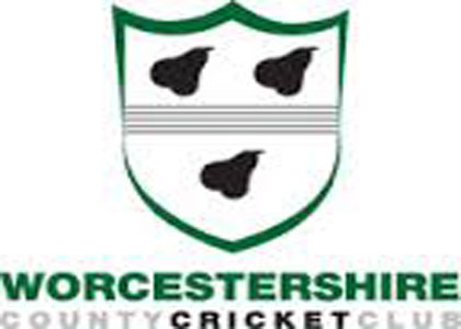 The Worcestershire County Cricket Club logo