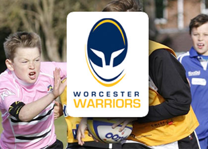 Worcester Warriors Camp