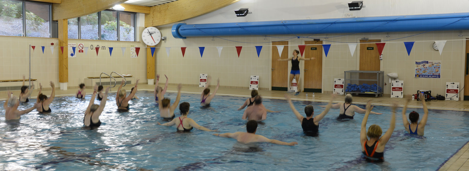 Aqua Fit at Malvern Active