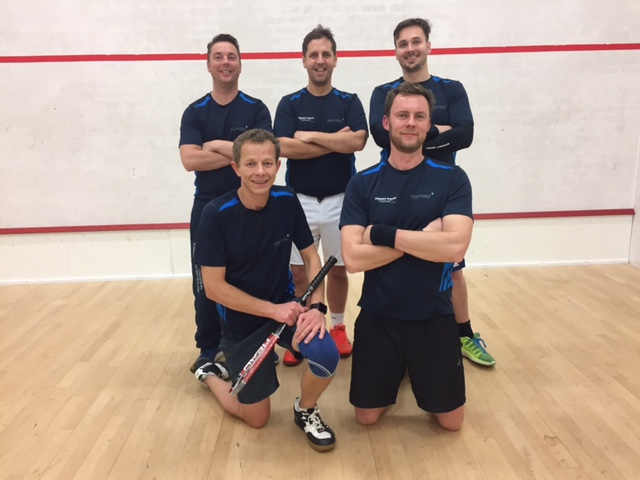 Malvern Active Squash Team