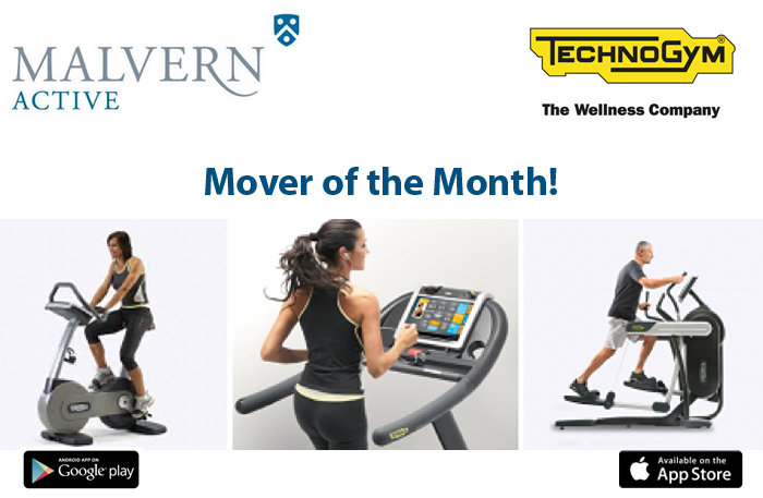 Malvern Active Mover of the Month fitness competition
