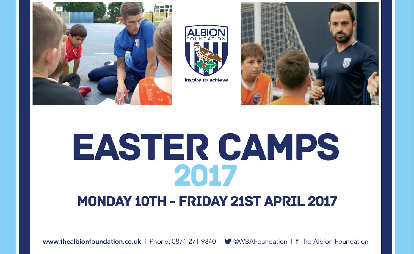 Easter Camps at Malvern Active
