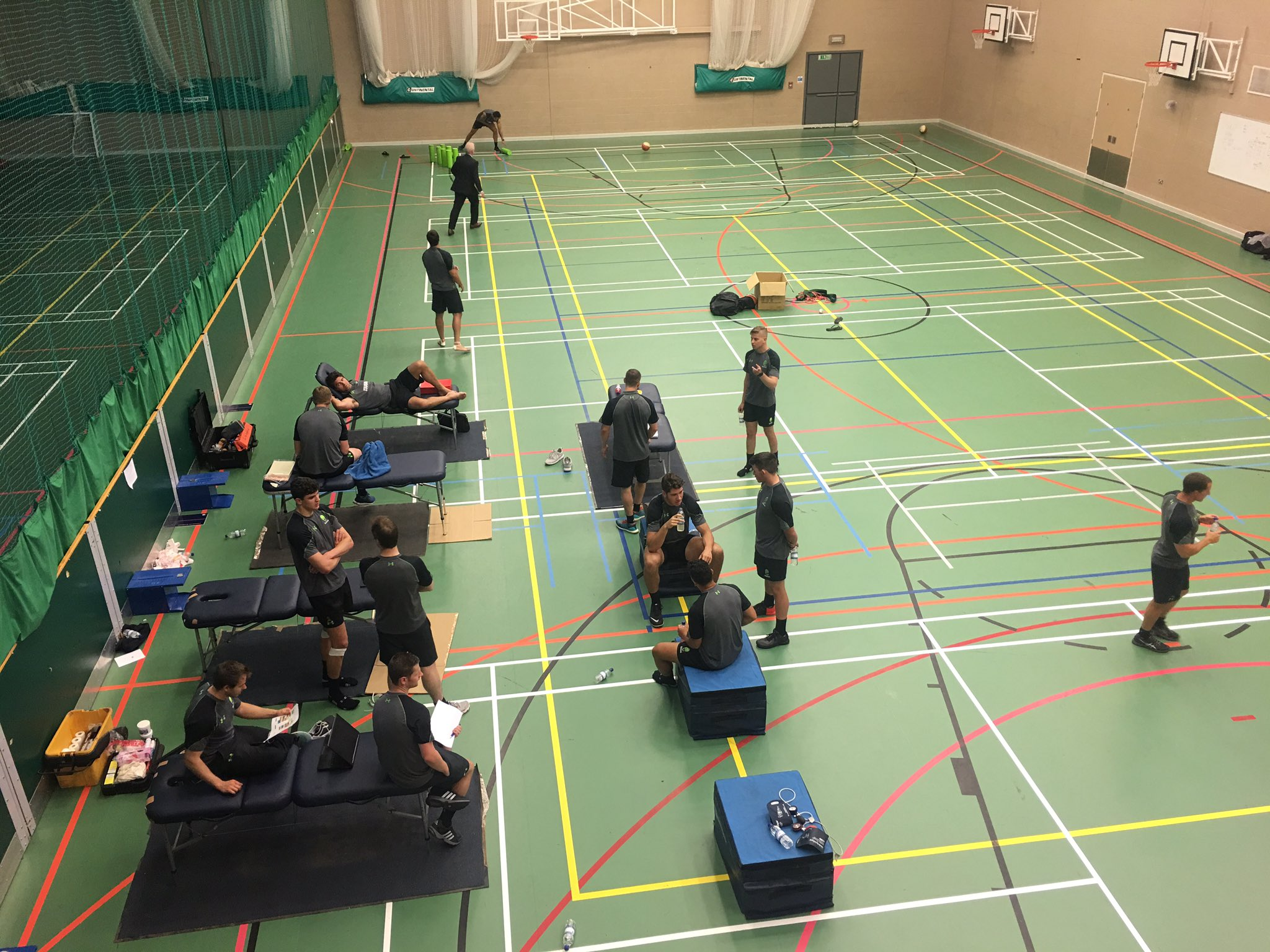 Worcester Warriors at Malvern Active