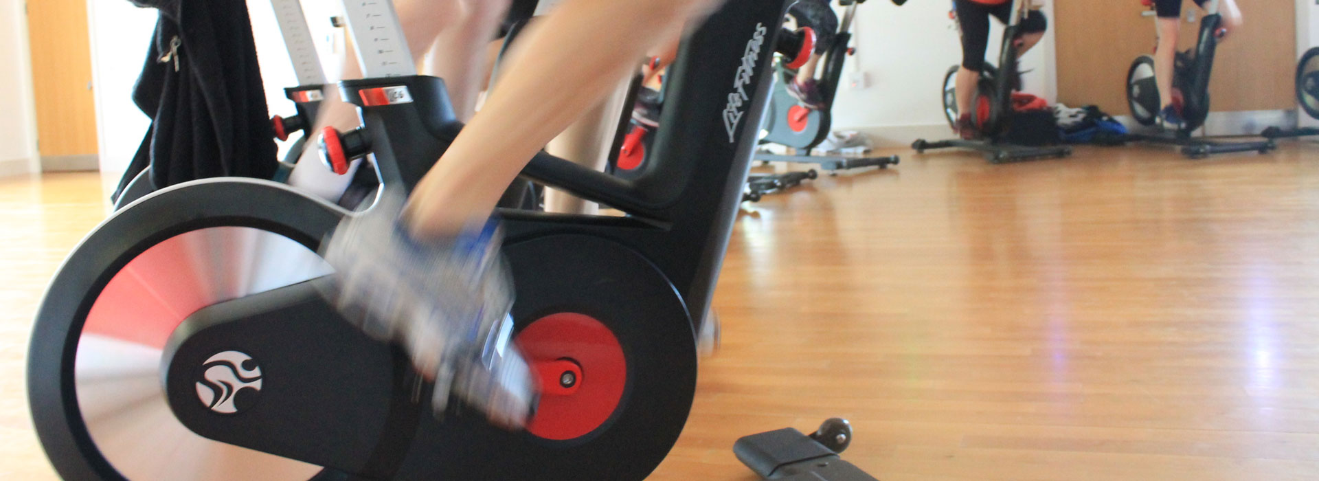 Spinning Classes available at Malvern Active